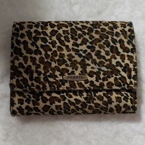 "Womens ""Fossil "" Wallet"